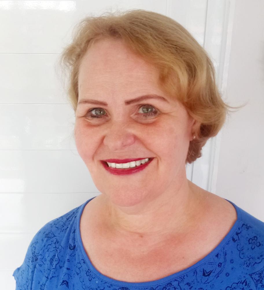 Dietlind Ruth Baier da Silva